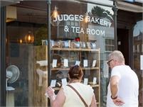 Judges Bakery & Tea Shop Tenterden