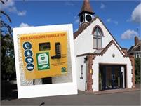 AED Location | Trinity Baptist Church