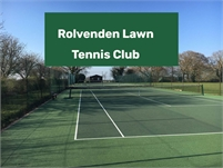 Rolvenden Tennis Club