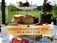 Afternoon Tea at The London Beach Hotel