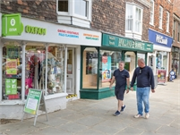 Oxfam Charity Shop Tenterden