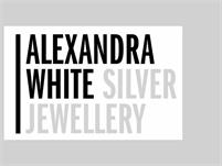 Alexandra White Silver Jewellery