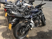 Motorcycle Parking - Tenterden High Street