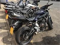 Motorcycle Parking - Tenterden High Street