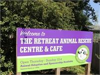 The Retreat Animal Rescue Farm Sanctuary and Cafe