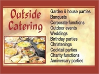 The Raja of Kent Outside Catering Service