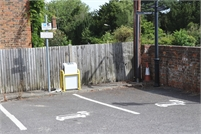 Electric Car Charging Point   Station Road   Tenterden