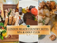 The London Beach Hotel - Dining