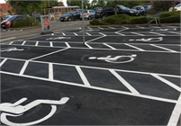 Tesco Car Park