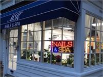 MK Nails & Spa
