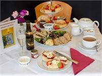 Kent & East Sussex Railway Cream Tea