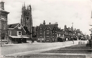 Tenterden Archive - Tenterden High Street - Church Road to Station Road