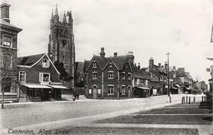 Tenterden Archive - Tenterden High Street - Church Road to Station Road
