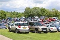 Kent & East Sussex Railway Car Park