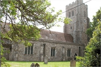 St John the Baptist, Wittersham Church