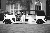 Heritage Wedding Cars