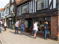 Pilgrims Hospices Charity Shop   Tenterden