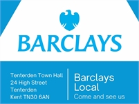 Barclays Bank Tenterden