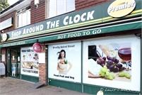 Shop Around The Clock