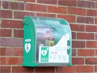 AED Location | Recreation Ground Toilets | Tenterden