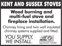 Kent and Sussex Stoves