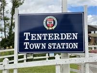 Kent & East Sussex Railway   Tenterden