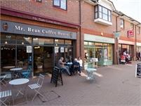 Mr Bean Coffee Shop