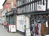 Cancer Research UK Charity Shop   Tenterden