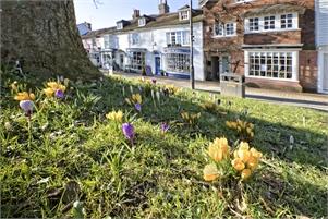 Visit Tenterden in the Spring