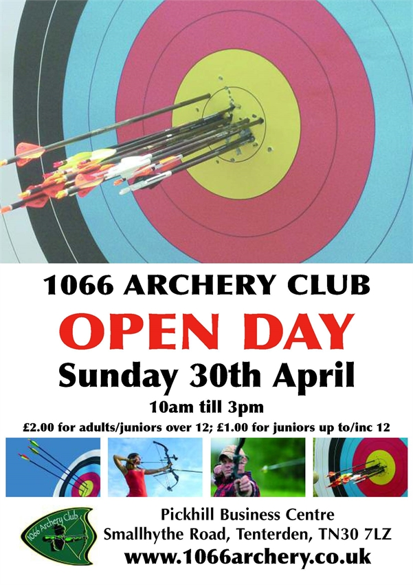 1066 Archery Club Open Day