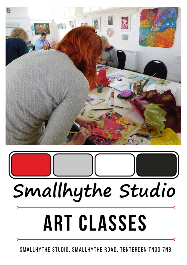 Art Classes at Smallhythe Studio