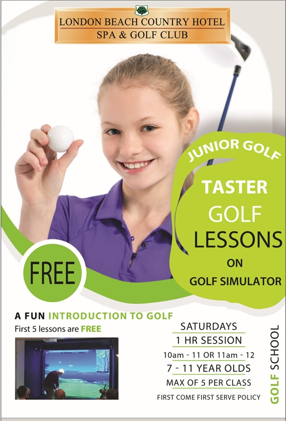 Kids Summer Golf School