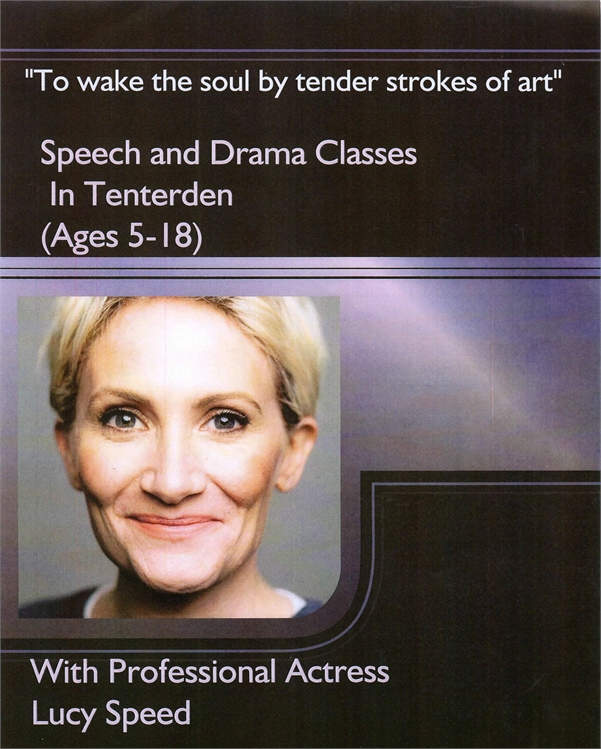 Speech and Drama Classes in Tenterden