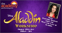 Aladdin Workshop