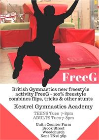 FreeG | Freestyle Gymnastics