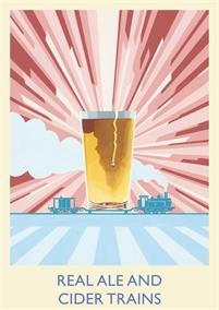 Real Ale & Cider Trains