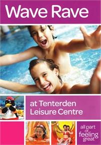 Wave Rave Tenterden swimming pool
