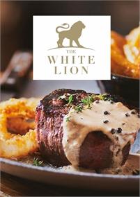 50% off Steak   The White Lion Hotel