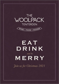 Christmas Day | The Woolpack Tenterden