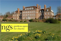 Open Garden at Great Maytham Hall