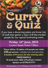 St Michaels Village Community Group Quiz
