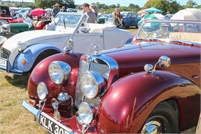 Tenterden Lions Classic Car, Motorcycle and Dog Show