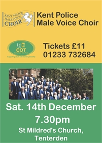 Christmas Concert | Kent Police Male Voice Choir
