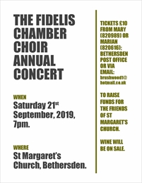 A Concert of Choral and Organ Music