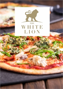 2 for 1 Pizza | The White Lion Hotel