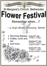 Flower Festival   St Margarets Church, Bethersden