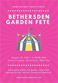 Bethersden Garden Fete | Traditional Family Fun