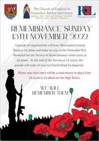 Armistice Day Ceremonies 2018