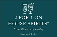 25% off Fizz | The White Lion