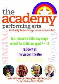 The Academy Performing Arts | Stage School in Tenterden